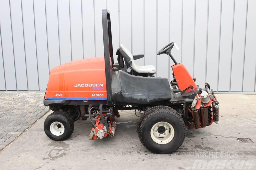 Jacobsen LF3800 kooimaaier