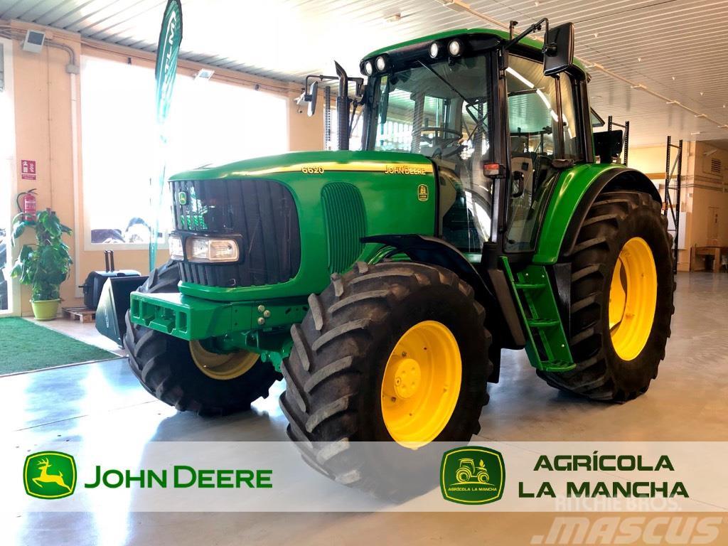 John Deere 6620