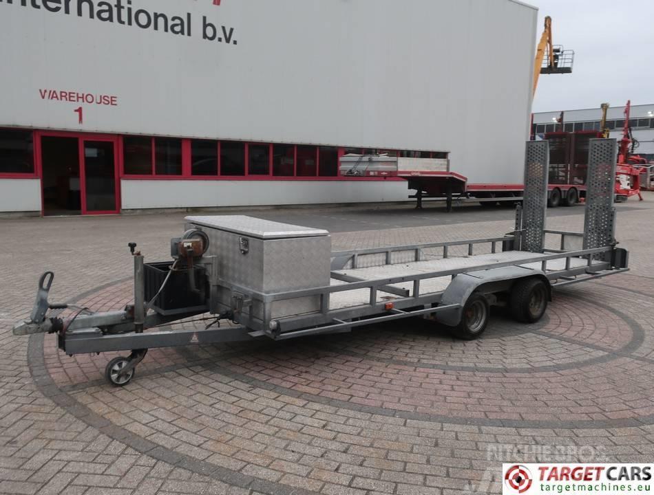 [Other] Pijnappel PTA-2703/L Machine Worklift Trailer 2-ax