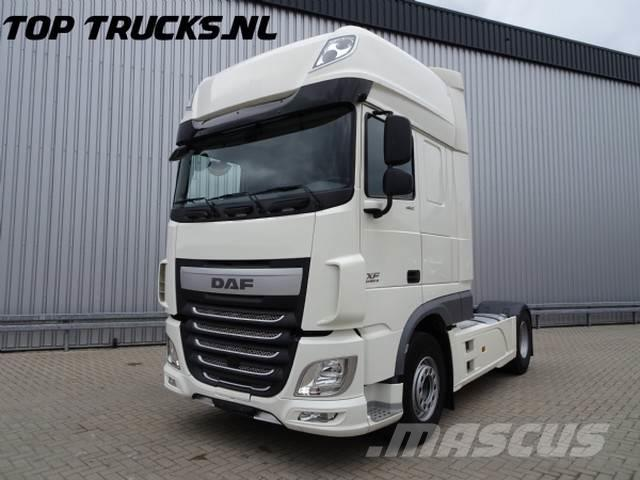 DAF FT XF SuperSpaceCab 460 PK SSC