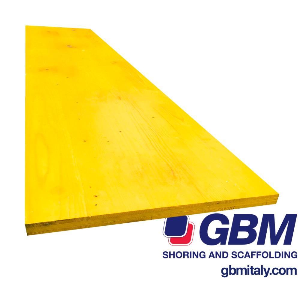 [Other] GBM Pannelli, panels, panneaux, schalungsplatten