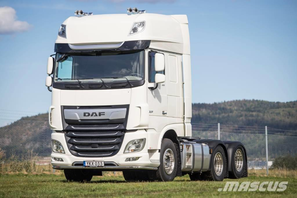 DAF XF 480 FTS - NORDIC EDITION