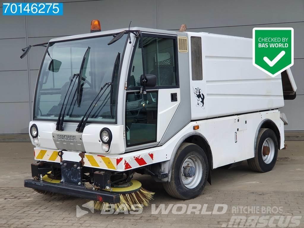 Bucher Citycat CC5000