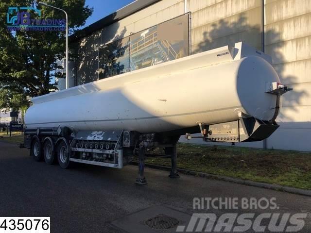 Merceron Fuel 38225 Liter, 7 Compartments, 2x Liquid liter