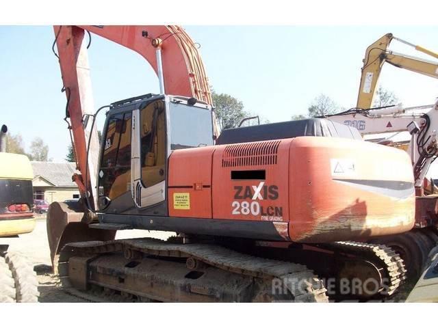 Hitachi Zaxis 280LCN