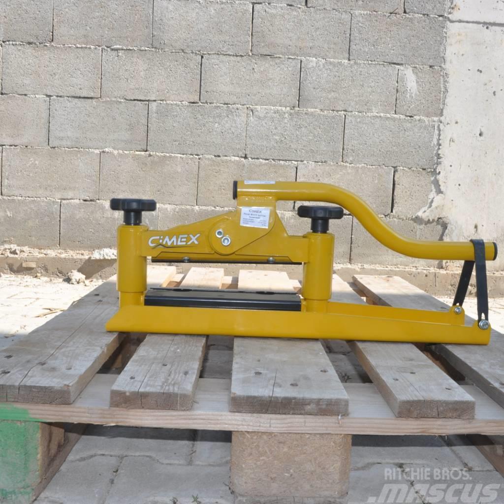 [Other] Paver Block Splitter CIMEX BS85