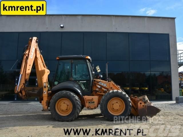 CASE 695 JCB 3CX 4CX KOMATSU WB 93 NEW HOLLAND LB 115