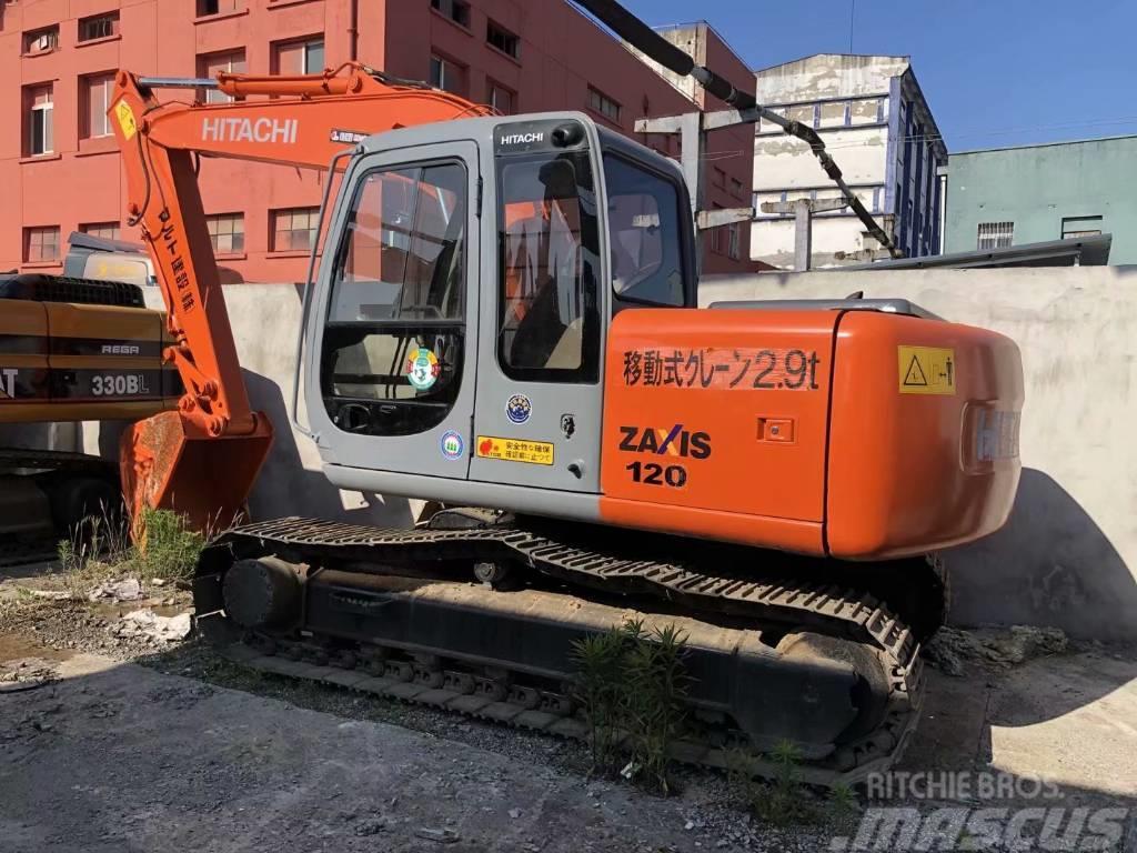 Hitachi EX120-5  EX120-3履带式挖掘机