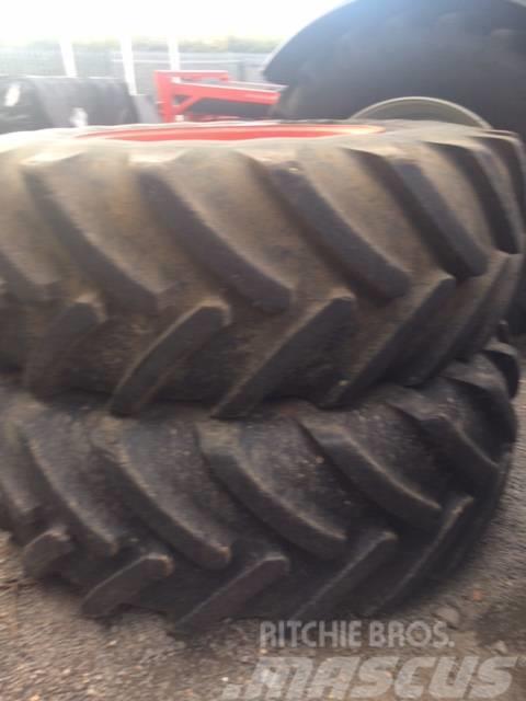 Fendt Wheels & Tyres