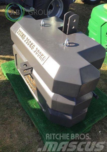 Kaber Kaber Tractor ballast counter weight 750 kg