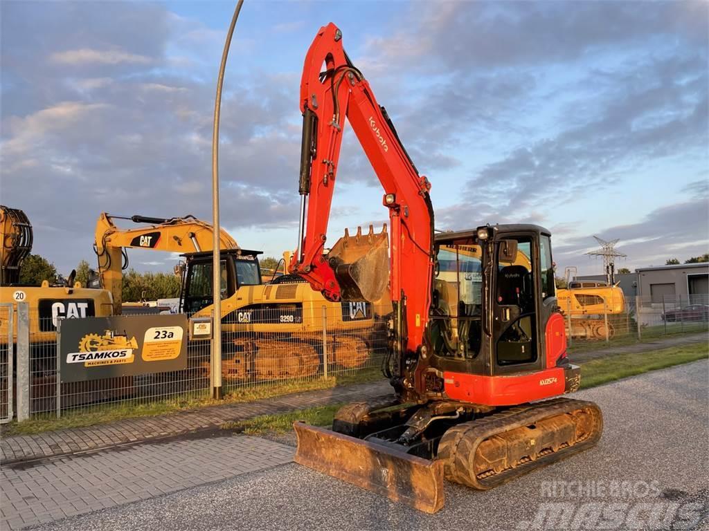 Kubota KX 057-4 Clima Hammerlines German machine!