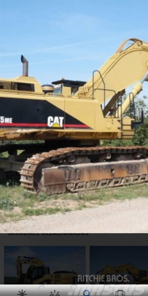 Caterpillar 375 recambios CAT