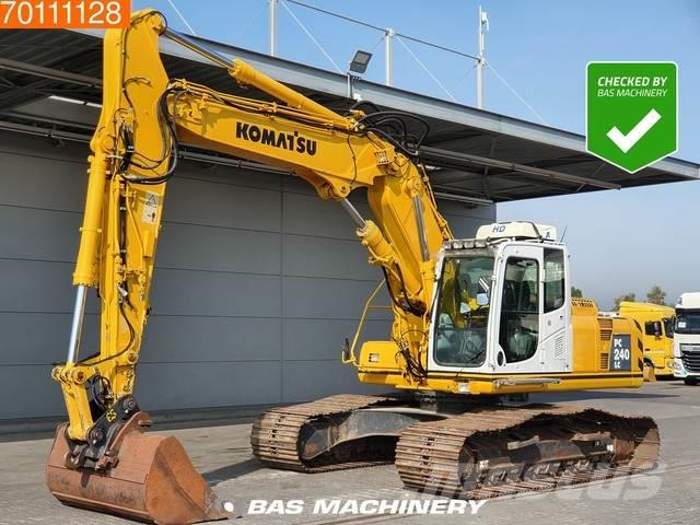 Komatsu PC240 LC -8K From first owner - all functions