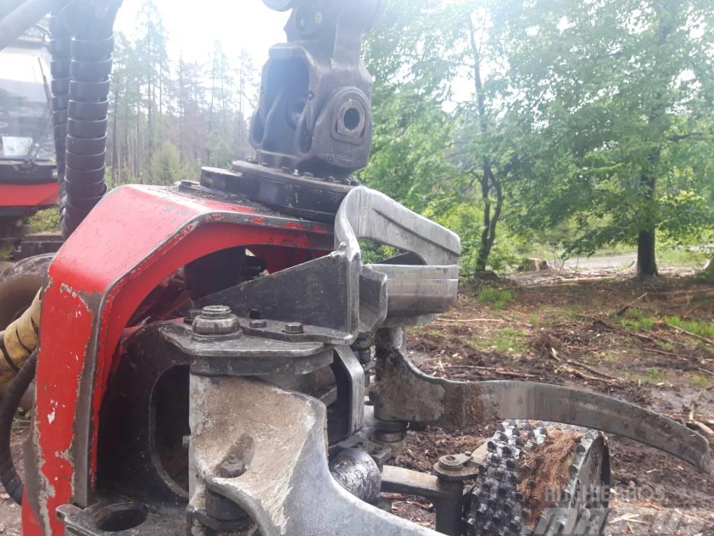[Other] Harvestorová hlavice Valmet 370