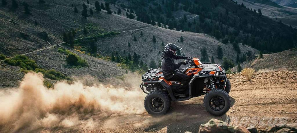 "Polaris Sportsman 1000 S XP 55"" Traktor B"