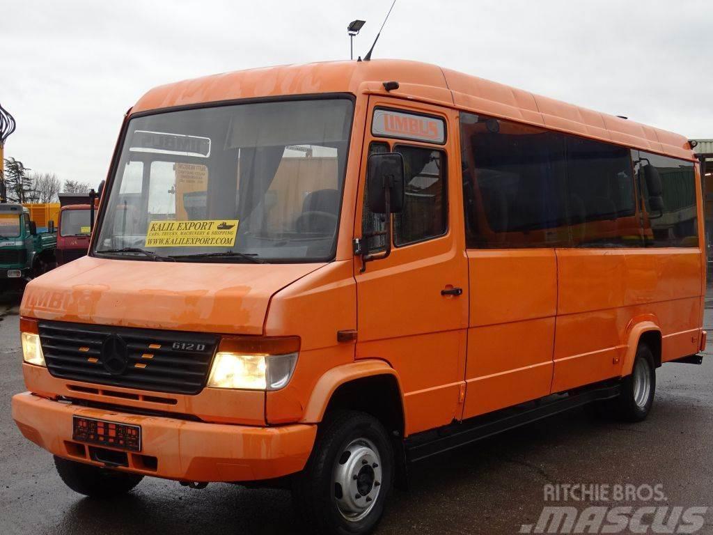 Mercedes-Benz 612D Vario Passenger Bus 23 Seats Good Condition