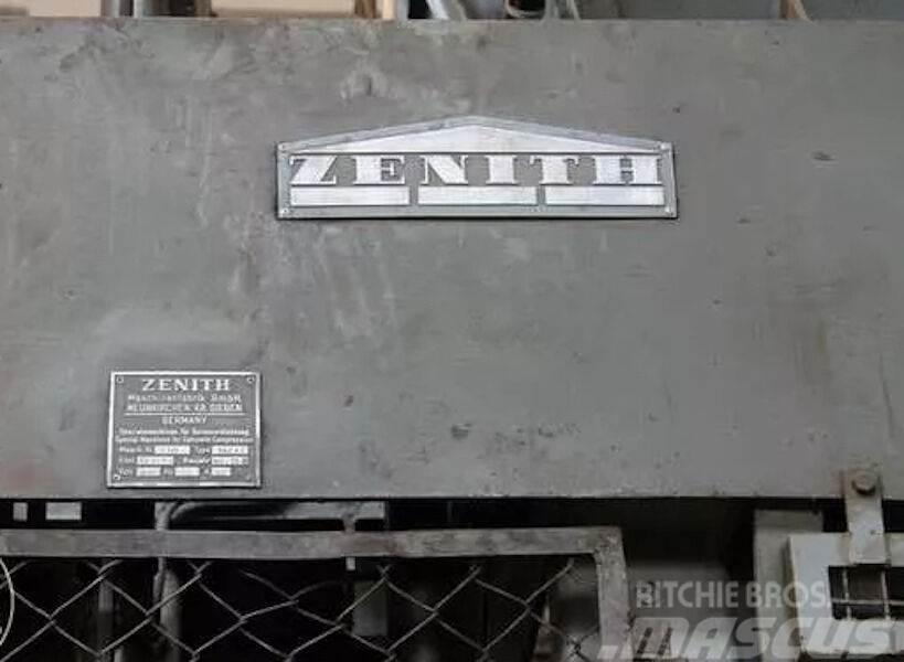 MAN Zenith *840* wibroprasa do produkcji kostki brukow