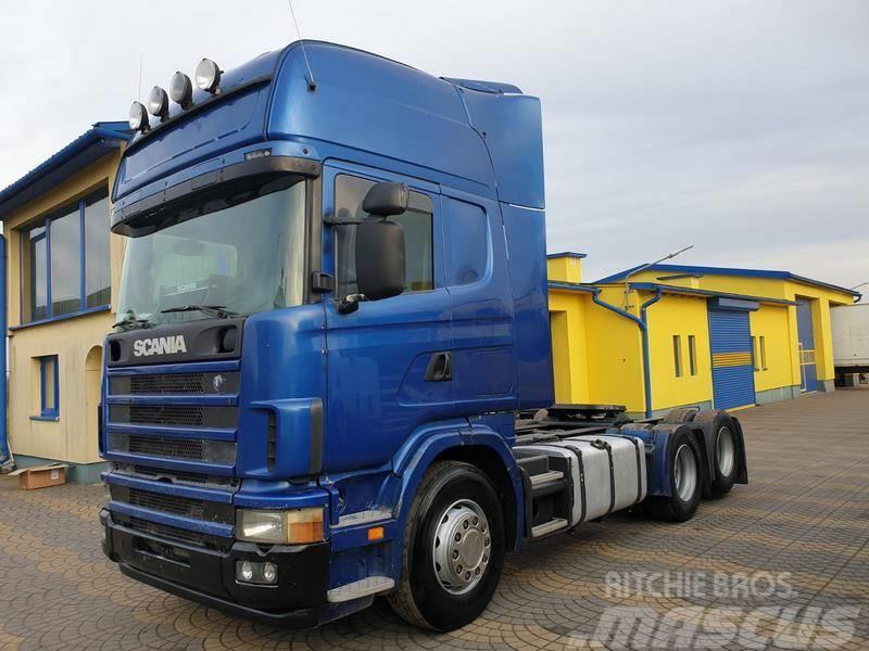 Scania 124L420 6x2 Exportamos a Paraguay