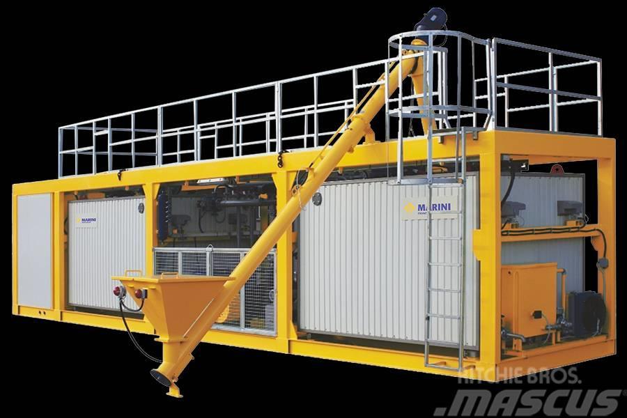 Marini TEKFALT ModiFALT установка для модификации битума