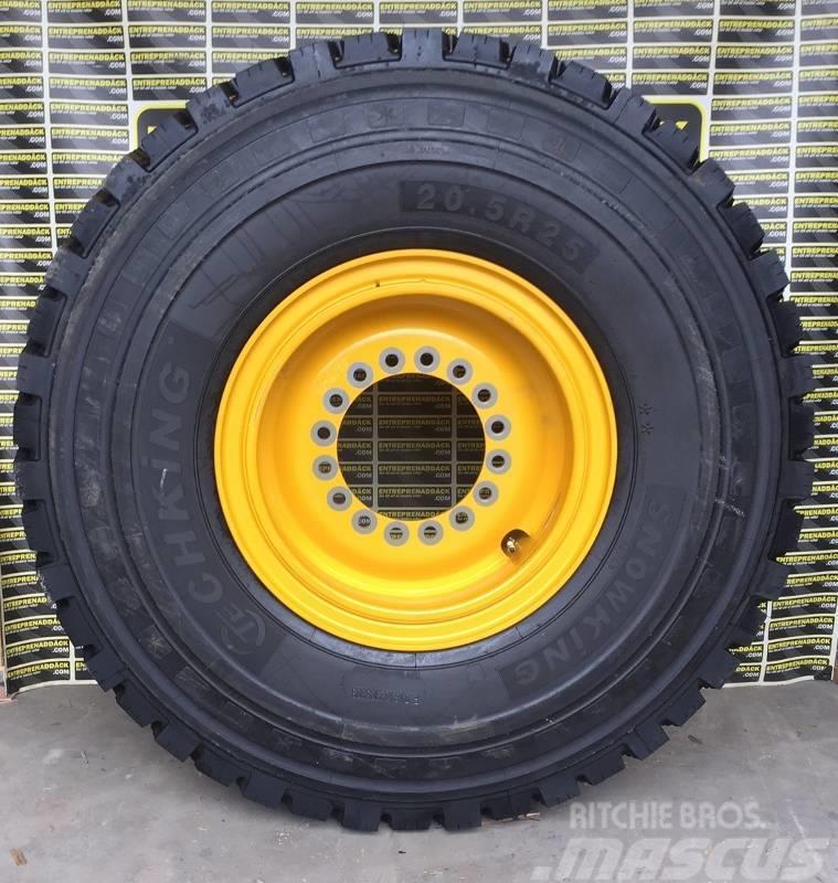 [Other] Techking nowking kompl hjul 20.5R25 L60 L70 L90
