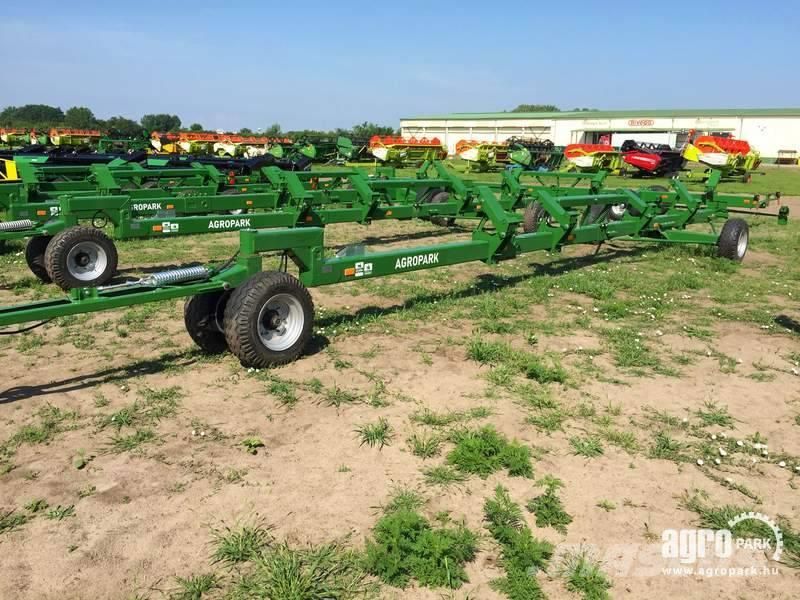 [Other] AGROPARK NEW FF12F trolley with bogie axle For 8,4