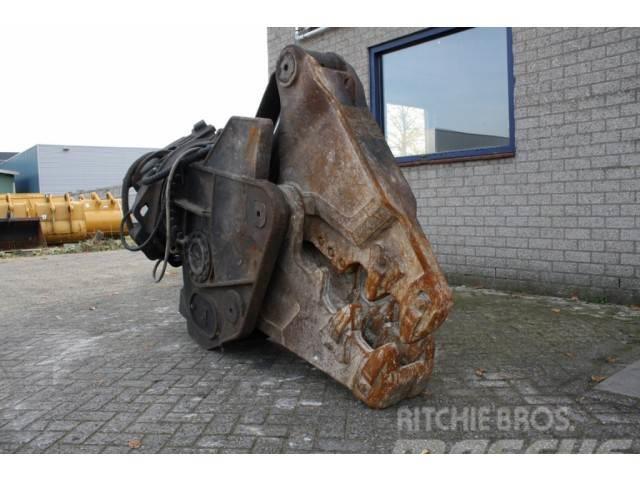 Verachtert Demolition shear VTC40 / MP20 CR