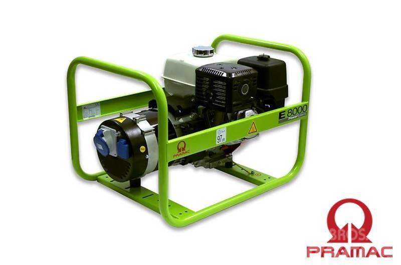 Pramac E8000 230V 7.2 kVA
