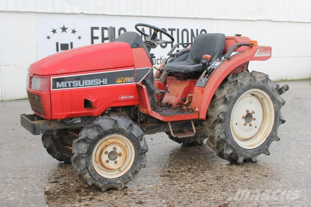 Mitsubishi MT165 Mini Tractor