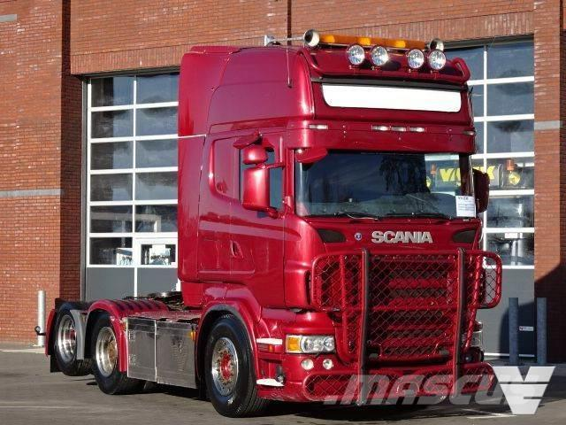 "Scania R620 LA6x2HNB ""King off the Road"" Low Kilometer"