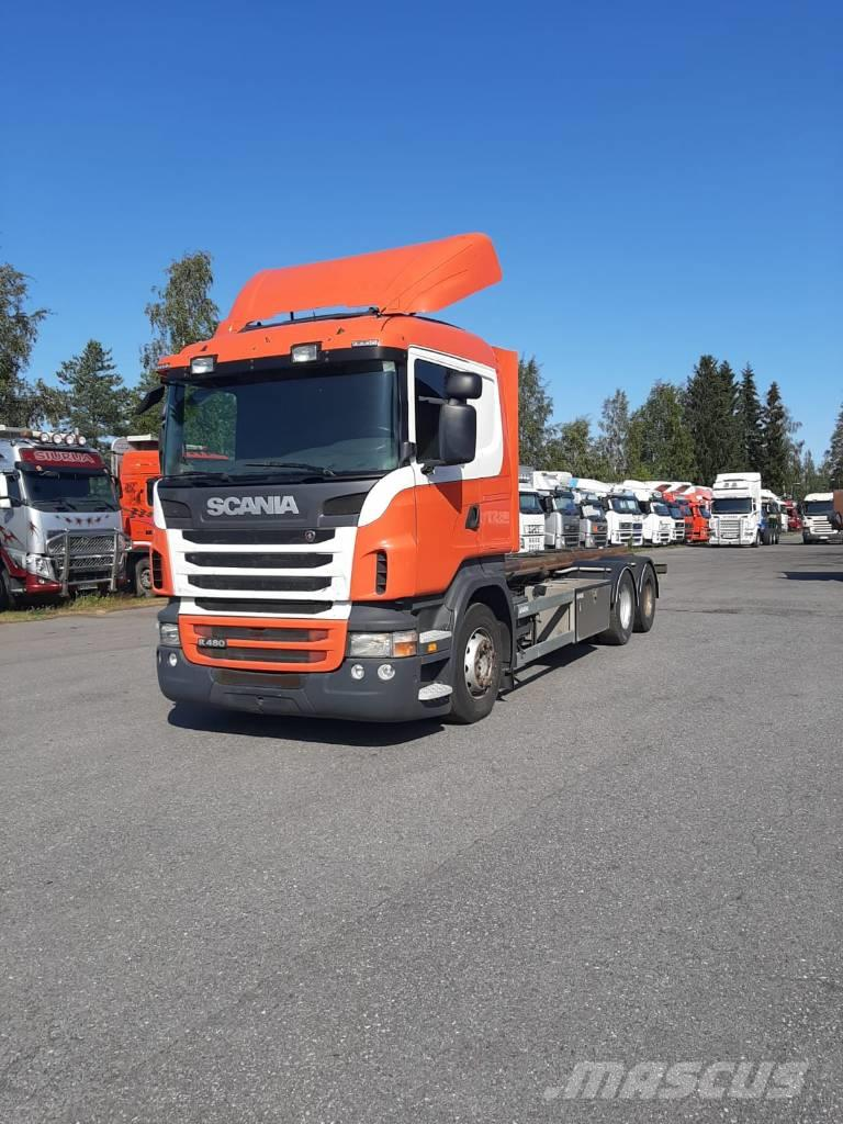 Scania R 480 LB