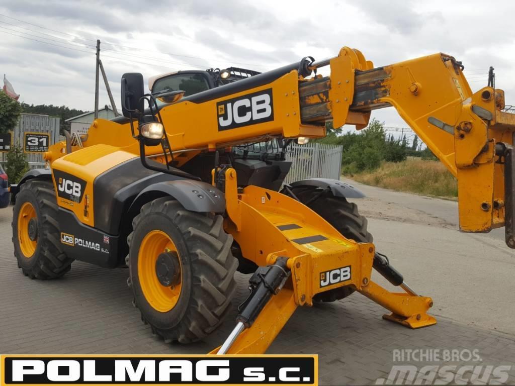JCB 535-125 Hiviz 136.000 zł netto JCB 535-140 535-95