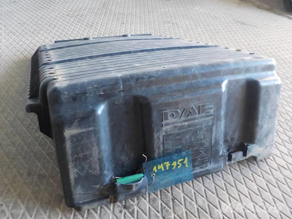 DAF XF105 Battery box cover 1693114 ME1693114 BR01DA07