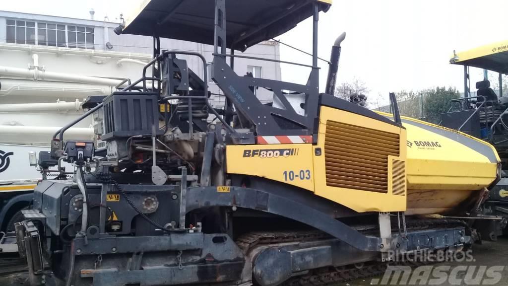 Bomag BF 800 C S 600