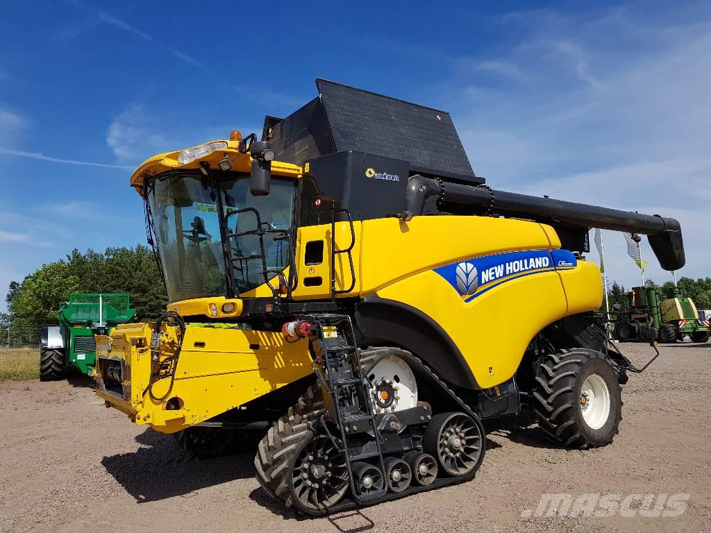 New Holland CR 9090 Smart Trax