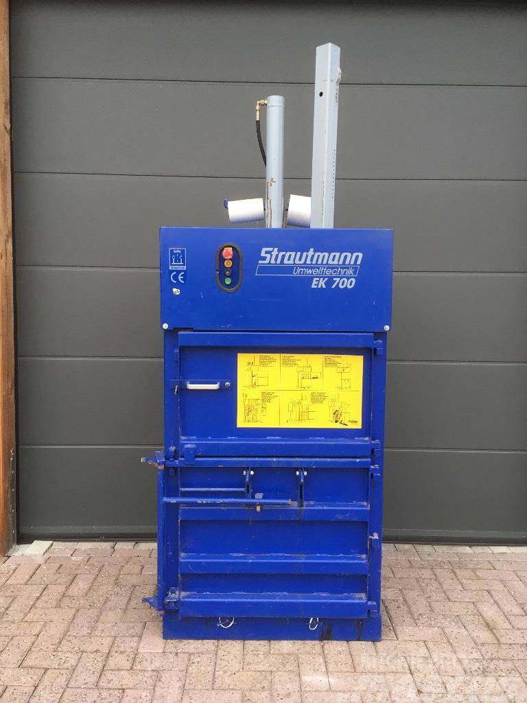 [Other] Papierpers Strautmann Ek700