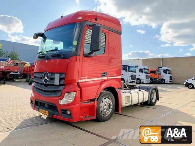 Mercedes-Benz Actros 1845 LSnRL LSW StreamSpace 2.3 368.000 km E