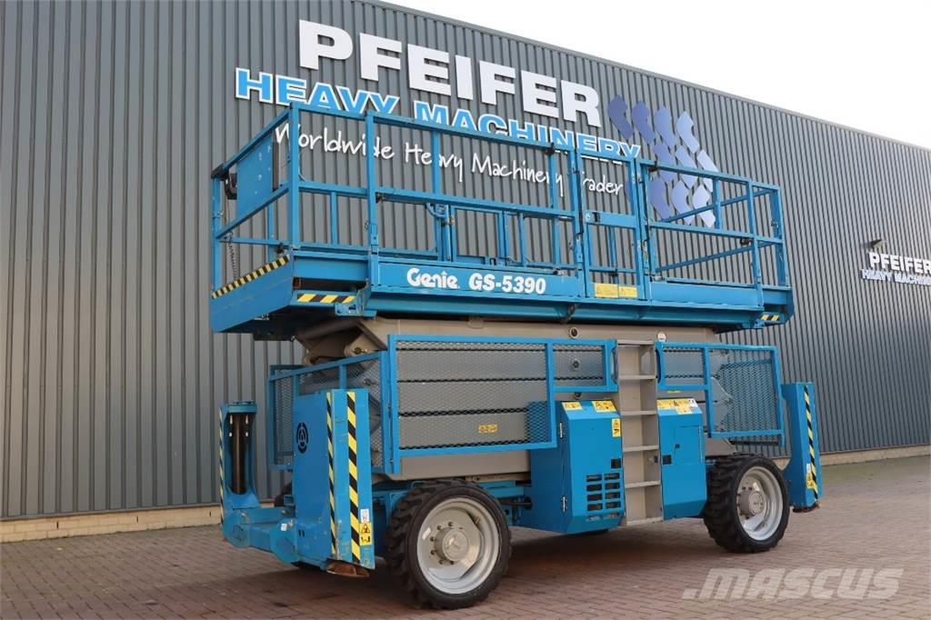 Genie GS5390RT Valid inspection, Completely Refurbished