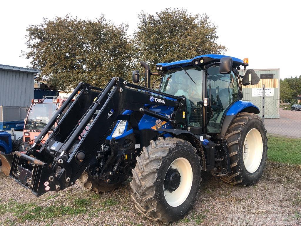 New Holland T6.175 AC, TG, FL Trima 4.1, 1.000tim