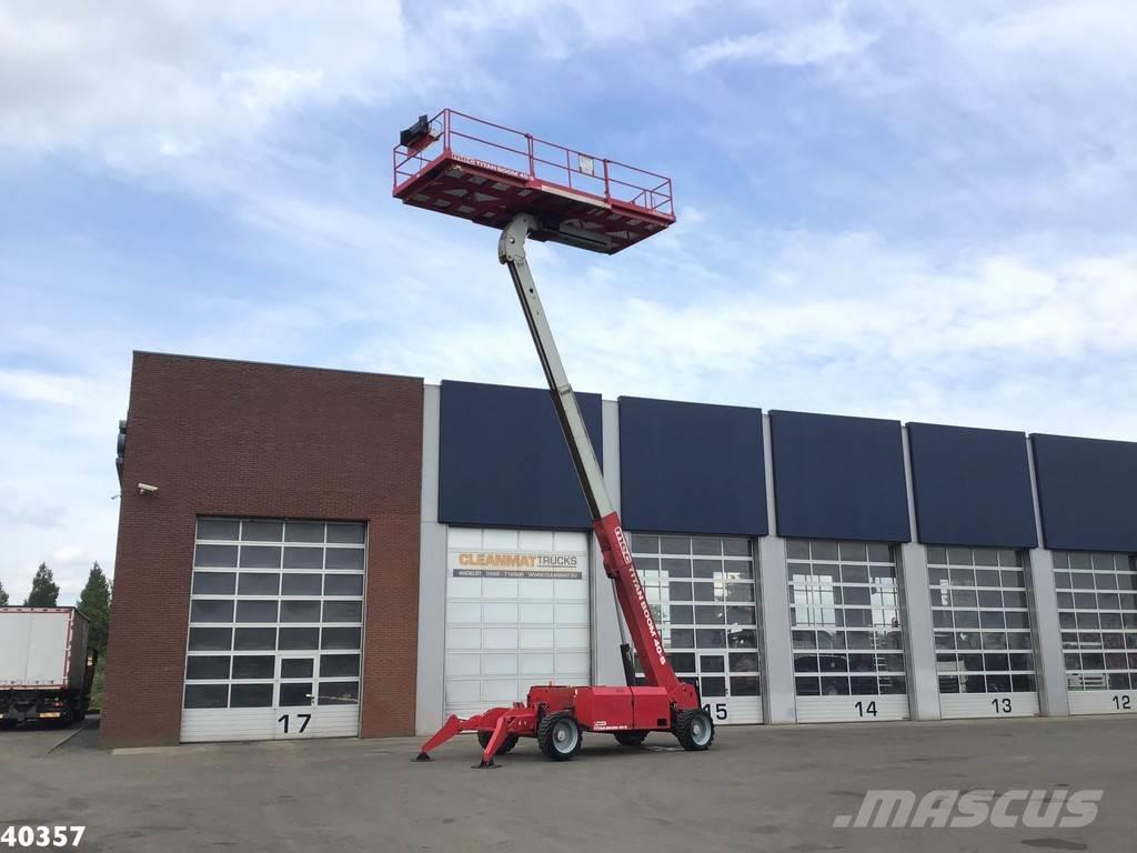 MEC Titan Boom 40-S 4x4x4 EPA  14 meter Hoogwerker