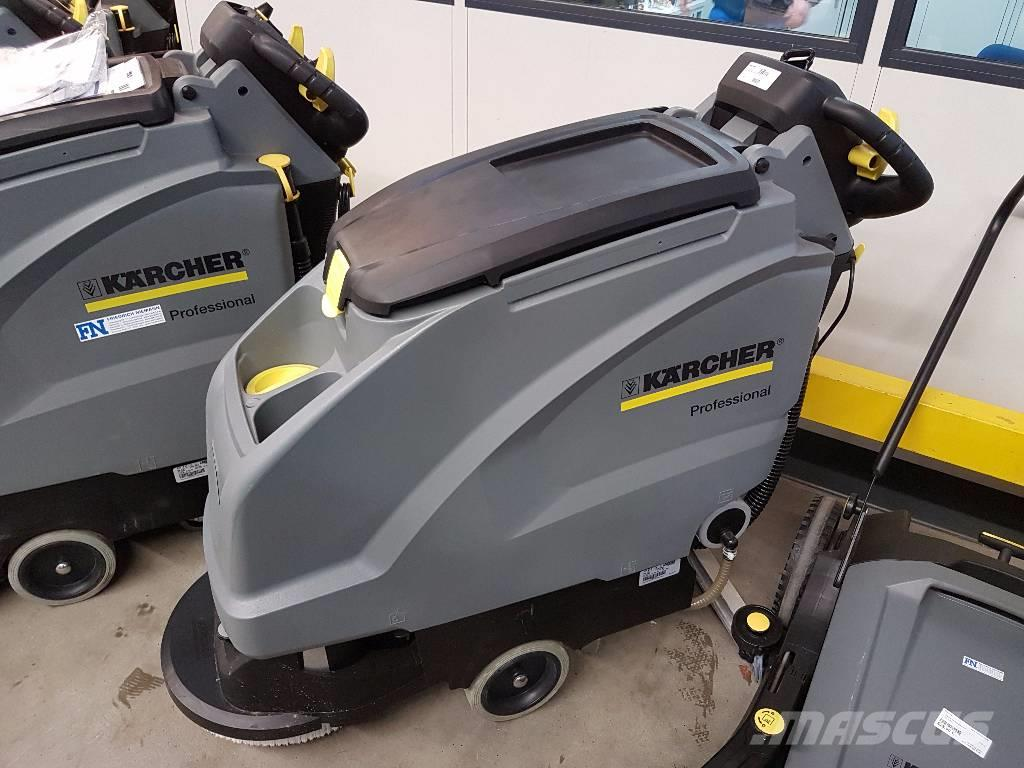 used k rcher scheuersaugmaschine b40 c ep d43 other groundcare machines year 2011 price 2 353. Black Bedroom Furniture Sets. Home Design Ideas