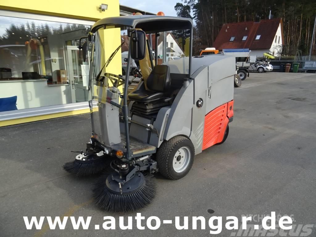 Hako Citymaster CM 90 Kehrmaschine 3-Rad Saugschlauch