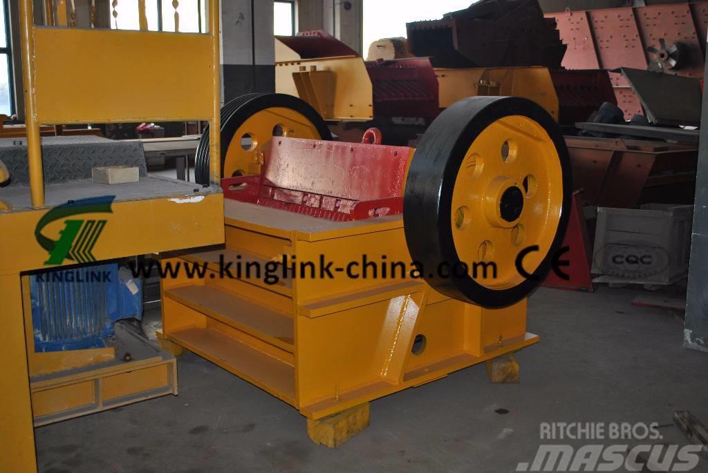 Kinglink PEX-250x1000 Fine Jaw Crusher