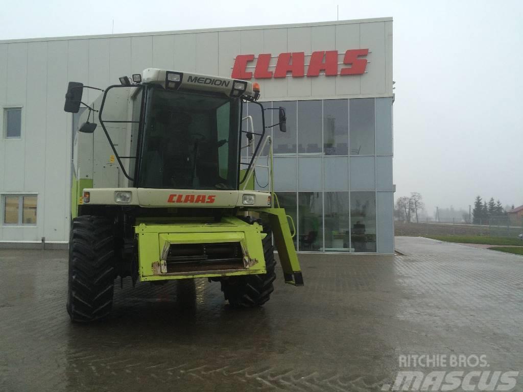 CLAAS MEDION 310