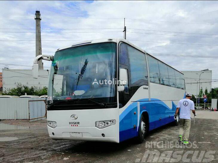 Higer city bus KLQ6129QE3