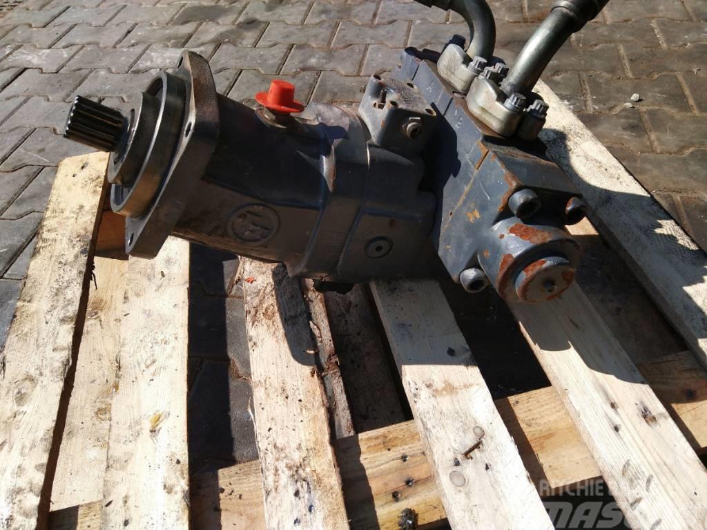 O&K Hydraulic pump hydraulic engine pressure pump SN: