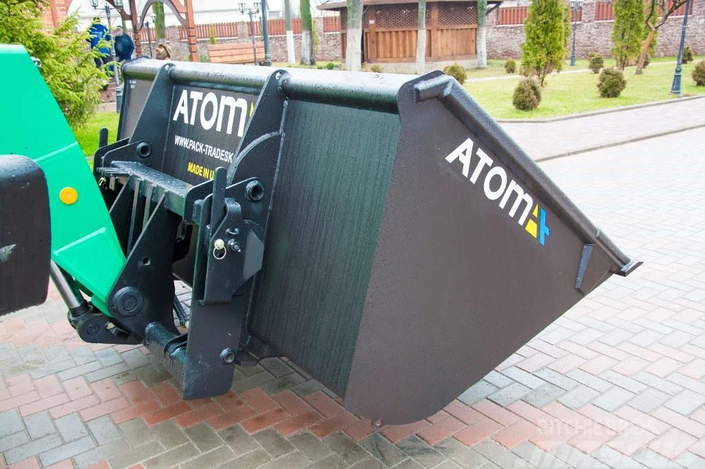 [Other] АТОМ Ковш для телескопического погрузчика Merlo 2