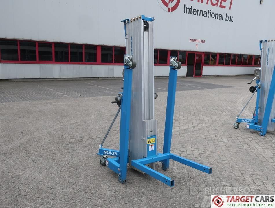 Genie SLA-25 Material Lift 794cm 295KG UNUSED