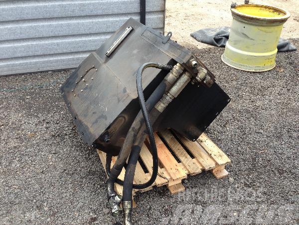 John Deere 1470D / 1270D Hydraulic tank