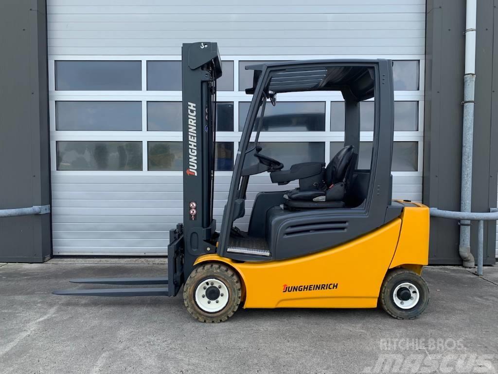 Jungheinrich 2 ton elektrische heftruck Jungheinrich EFG320
