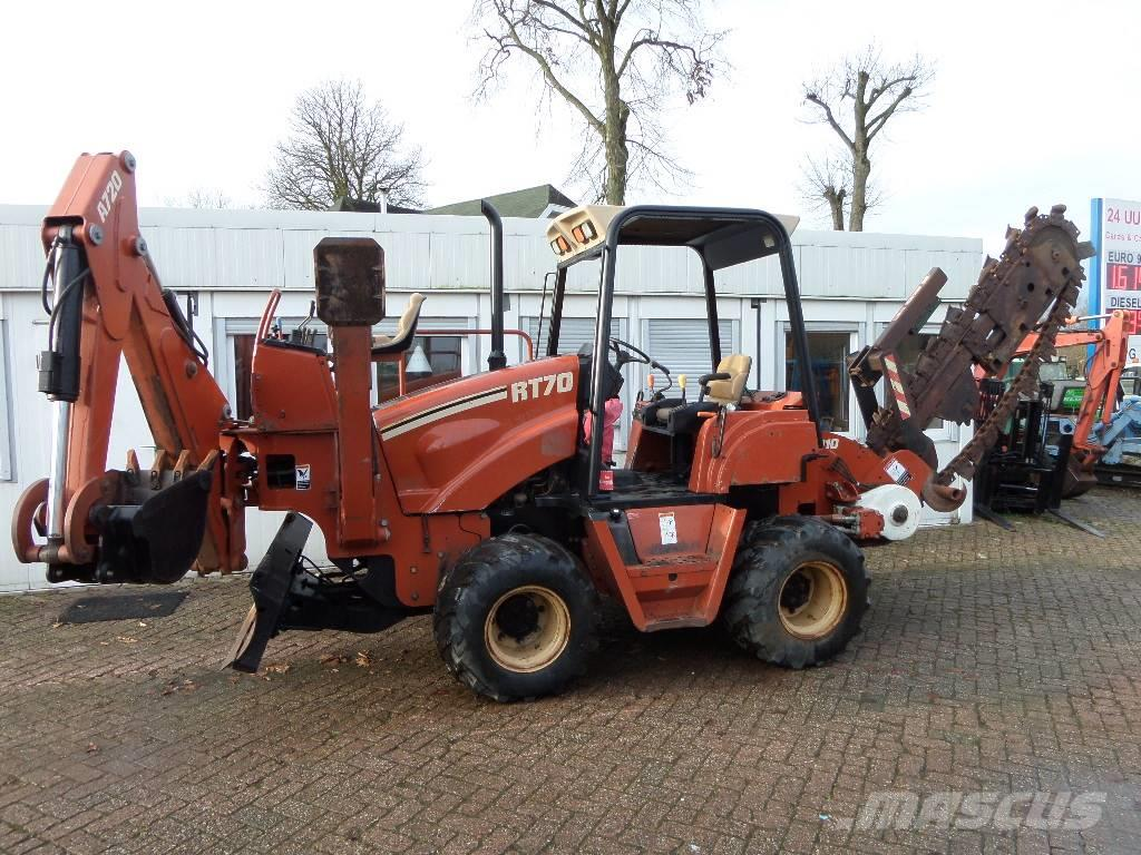 Ditch Witch RT 70 H